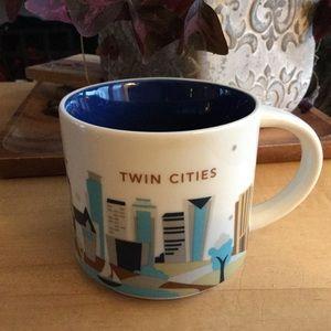 Starbucks You Are Here mug Twin Cities 2015